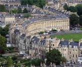 Royal Crescent. Bath