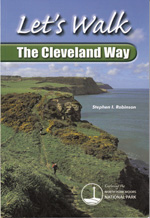 Let's Walk the Cleveland Way Guidebook