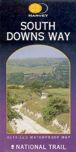 South Downs Way Harvey Map