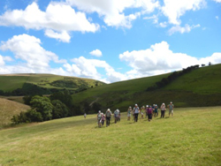 Bishops Castle Walking Festival